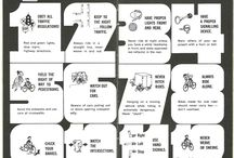 Bike Safety for Kids / Ideas, tips and inspiration to teach children about bicycle safety.