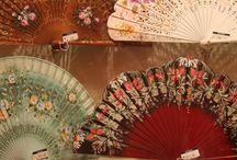 Fans/parasols