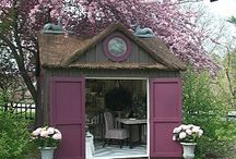 Girl Caves Shed Style