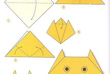 Origami  / Easy Origami for Little Hands
