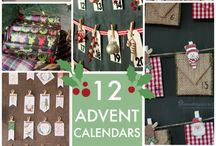 Advent Calendars / Christmas advent calendars