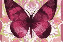 motylki  do wydruku