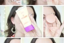 My Favourite Beauty Products / Featuring makeup products I love to use for that stylish chic beauty look.