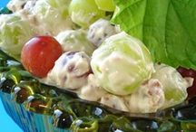 Green grape salad / Fruit