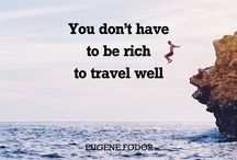Travel Quotes (EN) / Your favorite quotes, to share with your friends