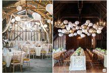 lampion / decoration de plafond lampion