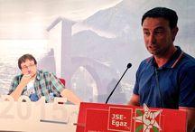 CONGRESO JUVENTUDES SOCIALISTAS DE BIZKAIA. 2015 / Congreso Juventudes Socialistas de Bizkaia. 2015