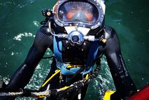 Commercial Diving / Commercial Diving People and Equipment