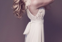 Bridal magazine / Hair done by me for knot bridal magazine