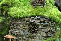 Hobit houses