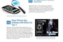 iPhone Spy Software