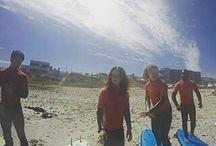 Cape Studies - Surfing
