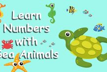 Learn Numbers For Kids & Toddlers