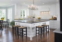 Kitchen / by Tabatha Brad Hannegan