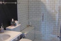Master Bathroom / by Rebecca Redeker Winter