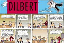 Comics: Dilbert