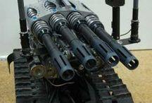 Uzbrojenie i nowinki techniczne