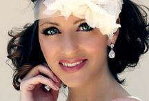 Summer 2014 Bridal Accessory Line / Summer 2014 Bridal Accessory Line by Hair Comes the Bride
