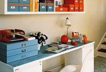 Designing A Craft Room / Inspiring Craft Rooms