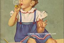 Vintage Childhood / by EllynAnne Geisel