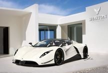 Le garage de mes rêves
