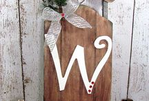 Christmas :: outdoor decor / by Tanya Jorgensen