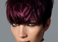 Hair Color / This board explores an array of options and possibilities for your personal style.