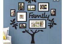 photo frame decorations