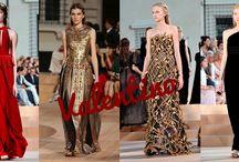 Valentino Fall-Winter 2015/16 / Colección de Valentino presentada en Roma durante Alta Moda Roma para traernos las nuevas tendencias de otoño-invierno.