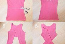 Transformar ropa