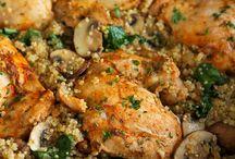 Western chicken recipes