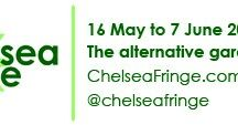 Chelsea Fringe Bristol  2015 / A place to showcase all the wonderful  things of The Chelsea Fringe