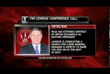 Tim Leiweke / by Toronto Raptors