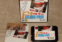 RetroMOs Japanese SEGA Mega Drive Games / Here are my SEGA Mega Drive Japanese Games Collection! / by Marc Otzmann