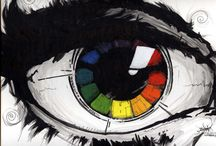 Colour / Use of colour in art.
