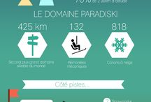 La plagne / Winter sport vakantie