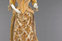 1880s women's fashion