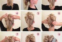 Hair .. Everywhere hair! / by Charlotte Skitt