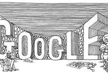 Literackie Google Doodles