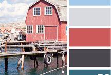 Color Inspiration  / by Kristen Cooper