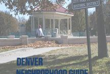 Denver / by Caroline Rose