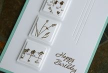 cards / by Kathy Spinler Grenier