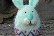 huovutetut pääsiäismunat