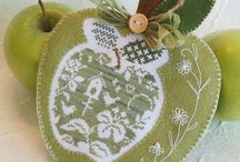 cross stitch & embroidery