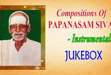 Compositions Of Papanasam Sivan
