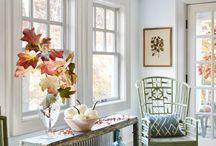 Fall decor inspirations