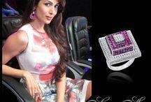 Celebrities Wearing Shaheen Abbas Jewellery