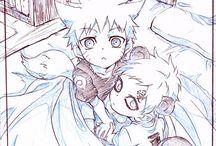 Gara & Naruto