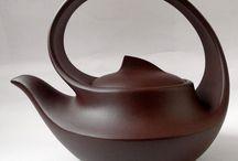 Pottery - Teapots