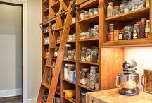 Кухня хранение